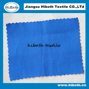 CVC 55/45 coton gris uniforme Poplin polyester jacquard tissu grège de Uniform