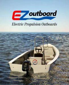 10HP Ezの船外電気ボートエンジンの電気船外モーター