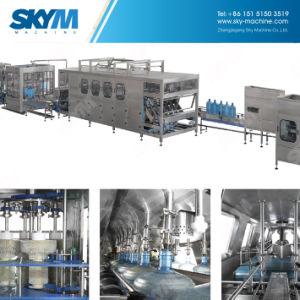 5 gallon canon automatique de boire l'eau minérale pure Machine de remplissage