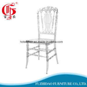現代屋外の透過結婚式の樹脂の椅子(983Y)