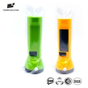 携帯用太陽USB再充電可能なLEDの懐中電燈のトーチ