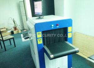 Bagagem de raio X Scanner para máquina de inspeção de segurança