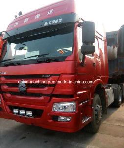 De hete van de Verkoop van Sinotruck HOWO Hoofd4X2 371HP Goedkope Prijs van de Vrachtwagen