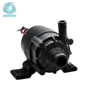 12V 24V 48V Pomp van de Hydrocultuur van gelijkstroom de Mini Centrifugaal met Hoofd 9m