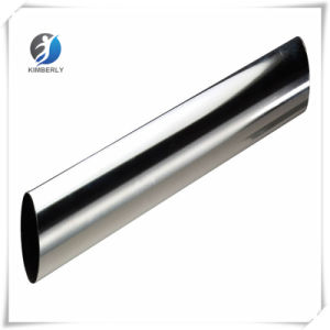 Meilleure qualité de tuyau en acier inoxydable soudés 201