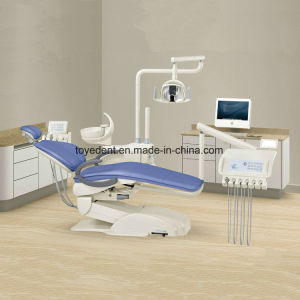 Ampliamente utilizado equipos médicos estomatológicas sillón dental la unidad de tratamiento