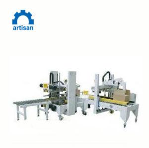 Caja automática de sellador Catton Erector&Sellador inferior Flap-Fold automático&Sellador inferior