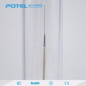 Kabel Nul Kabel van de Daling FTTH van Gjxh van het Halogeen de OpenluchtFTTH van de Vezel van de Daling FTTH
