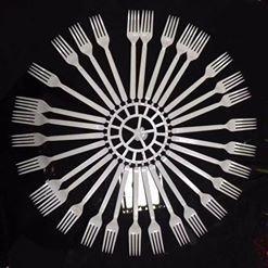 フォーク型及び射出成形機械を作ること