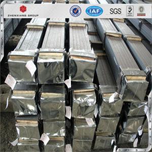 Van ASTM AISI de Engelse DIN JIS GB van het Vloeistaal Getande Vlakke Staaf van het Type van I- Sectie
