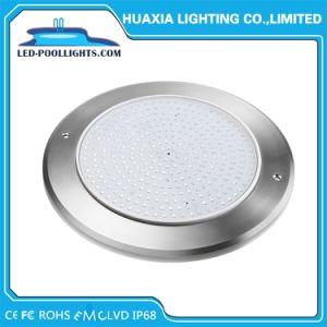 Il RGB 24W (8mm) LED ultra sottile IP68 piano impermeabilizza gli indicatori luminosi subacquei della piscina del LED