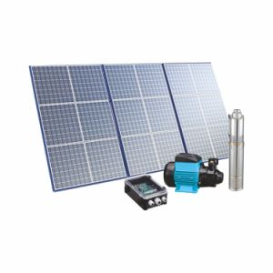 Construya su propio Solar nuevo controlador de dominio de la bomba de agua para riego