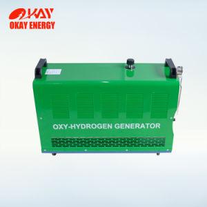 Hho Oxyhydrogen発電機によってニスをかけられるワイヤーはんだ付けする溶接機
