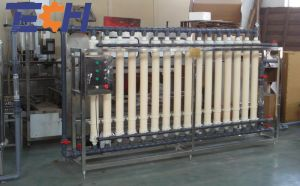 Sistema de filtragem de água mineral para água de mesa de alta qualidade
