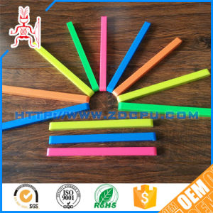 ABS van de Kleur van de aard de Slanke Nylon Stevige Plastic Ronde Staaf van de Techniek/Plastic Staaf