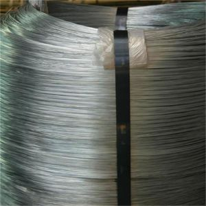 -5.001.57mm mm de fio de aço inoxidável de arame de aço galvanizado para o CAA