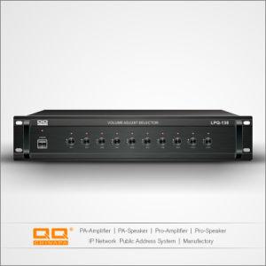 Lpq-130 amplificador de control de volumen separado de canal 10