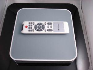 Android astuto di Google una scatola TV di 2.3 Sat con WiFi, Bluetooth, radio a distanza 2.4G