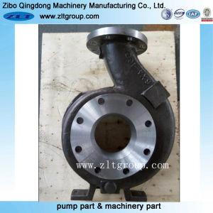 En acier inoxydable ou en acier au carbone Durco ANSI Mark III Corps de pompe (3X1.5-10A)