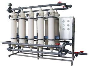 El agua de pozo de la línea de purificación de la UF UF elemento Module