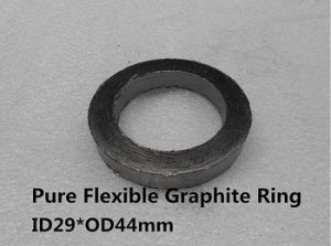 Pure flessibile Graphite Ring per Mechanical Sealing Ring, Pump Valve Sealing