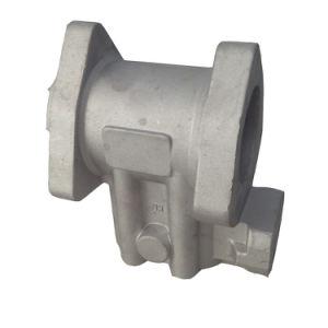 カスタマイズされたアルミニウムは陽極酸化車の部品が付いているダイカストを