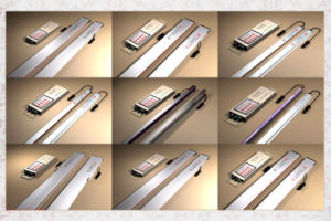 Höhenruder-heller Trennvorhang, Sicherheits-Leuchte-Trennvorhang, Sensor (SN-GM2-Z/09192P)