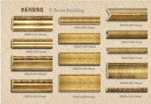 プラスチック額縁の鋳造物(BRB5-8)
