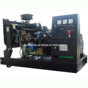 주요한 45kva Quanchai Powered Diesel Generator Set (4105D Series)