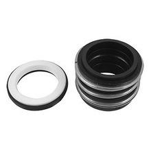 Санитарные насос черный резиновый гофрированный пружину механическое уплотнение