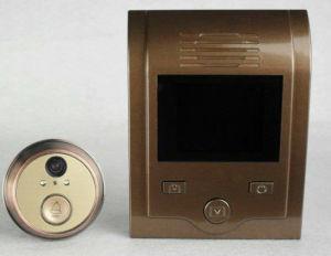 Certificats CE Hot Sale sonnettes de haute qualité avec porte Viewer