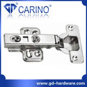 (B16) sur le clip en acier inoxydable de charnière hydraulique doux de la charnière de fermeture