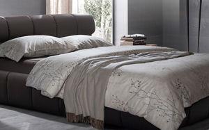 100% sábanas de algodón egipcio Cama (T23)