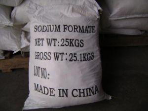 Formate van het Natrium van de lage Prijs Uitstekende kwaliteit 95%Min