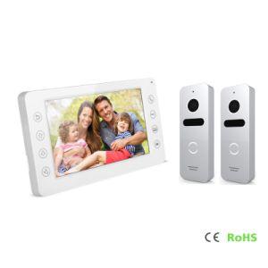 7 van het Huis van de Veiligheid duim van het Systeem van de Intercom Interphone VideoDoorphone