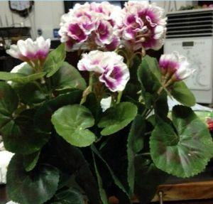 ベストセラー装飾ゼラニウム人工花