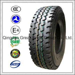 Triangle Linglong pneus de camiões de pneus de barramento radial (10.00R20 11.00R20 12.00R20)