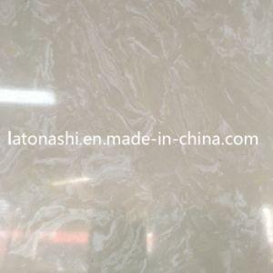 Losa de mármol blanco construido por el hombre Artificial Mosaico