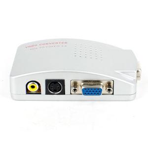 PC to TV / Video VGA to AV Converter