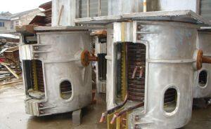 中国の工場からの誘導の溶ける炉