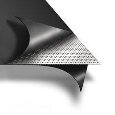 Ngp-Sg103 SS316 Feuille de graphite renforcé à tenon