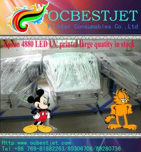 Impresora UV LED UV Impresora Impresora UV de cama plana