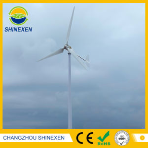 2kw風力の風製造所の風発電機