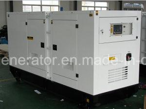 conjunto de generador diesel silencioso 200kw/250kVA accionado por Cummins Engine