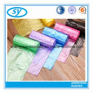 Commerce de gros sacs à ordures fort colorés en plastique
