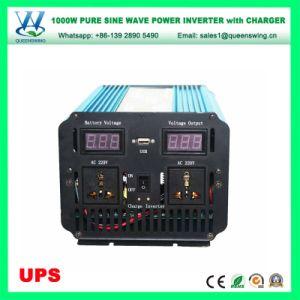UPS portátil 1000W Onda senoidal pura Micro Inversores (QW-P1000UPS)