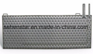 Chauffe-piscine plaque plaque d'échange de chaleur Plaque d'oreiller