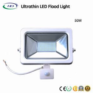 PIRセンサーが付いている50W SMD LEDの洪水ライト