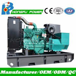 313 kVA primeiro abrir o conjunto de geradores a diesel com motor Cummins Nta855 G2a