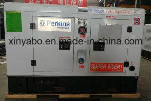 판매를 위한 Perkins 엔진을%s 가진 최고 침묵하는 100kVA 디젤 엔진 발전기 가격